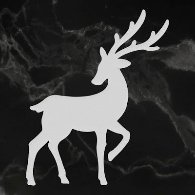 The Gift of Giving Mini Die - Resplendent Reindeer