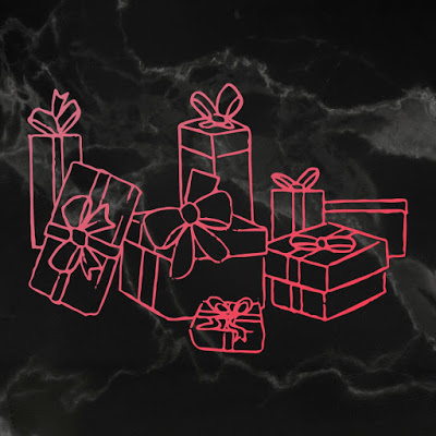 The Gift of Giving - Mini Stamp - Under the Tree