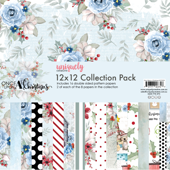 Uniquely Creative - Once upon a Christmas - Collection Pack