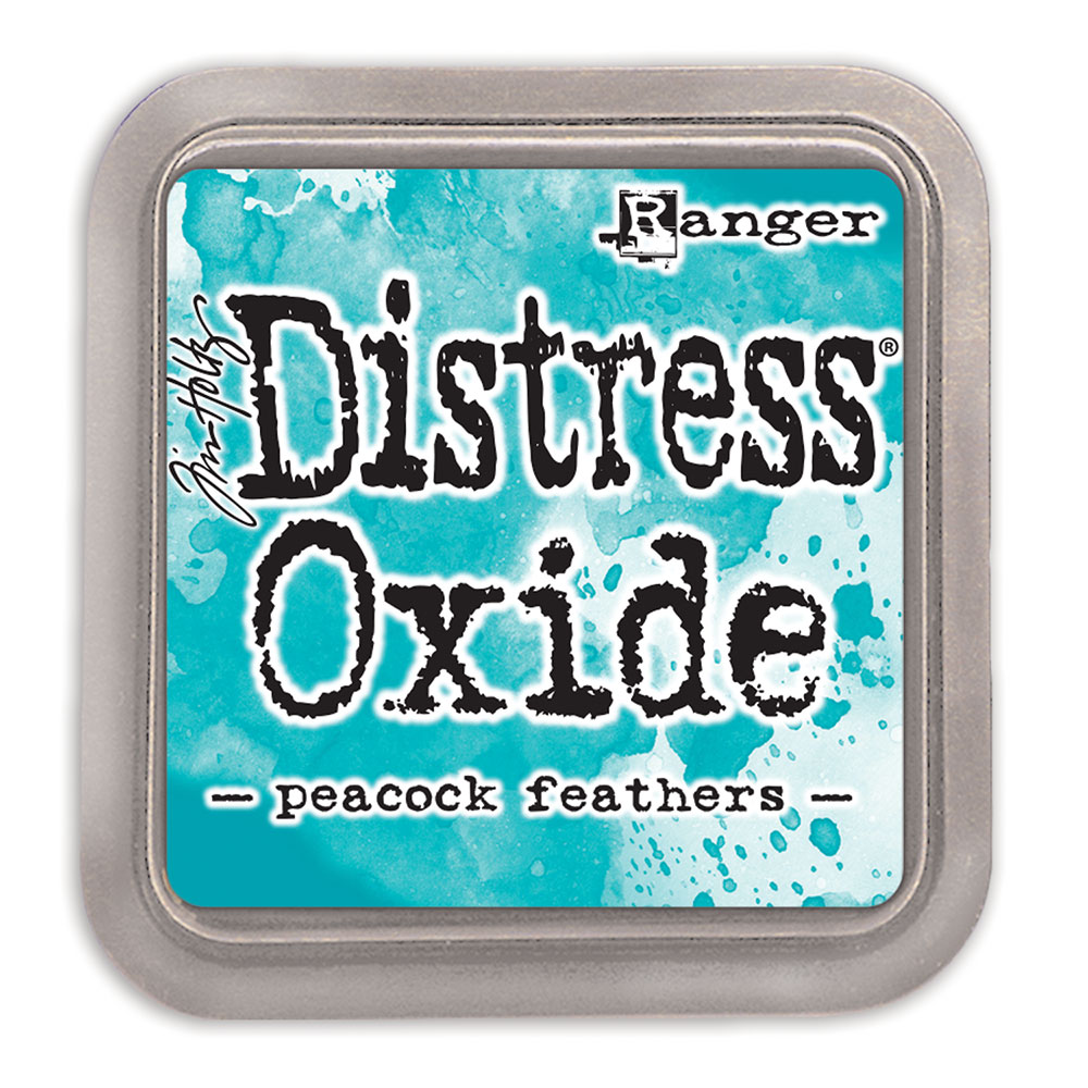 Ranger Distress Oxide - Peacock Feathers