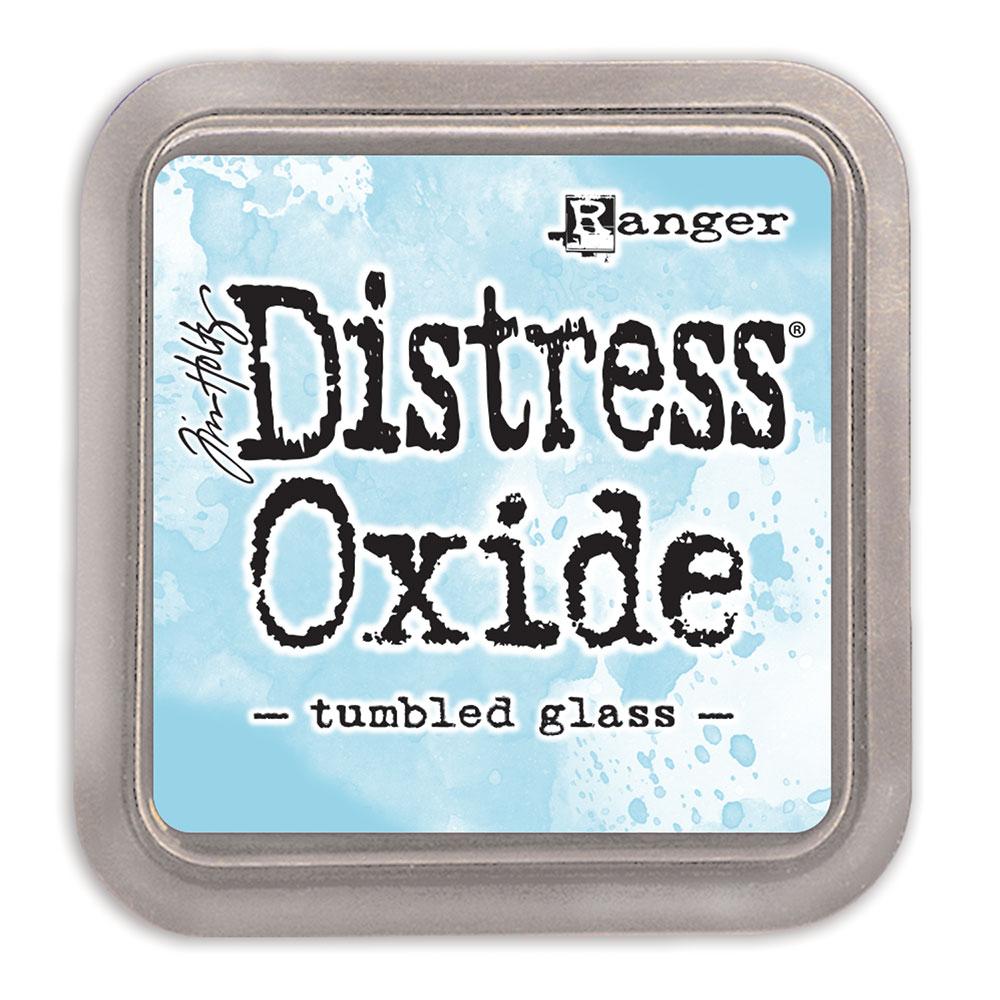Ranger Distress Oxide - Tumbled Glass