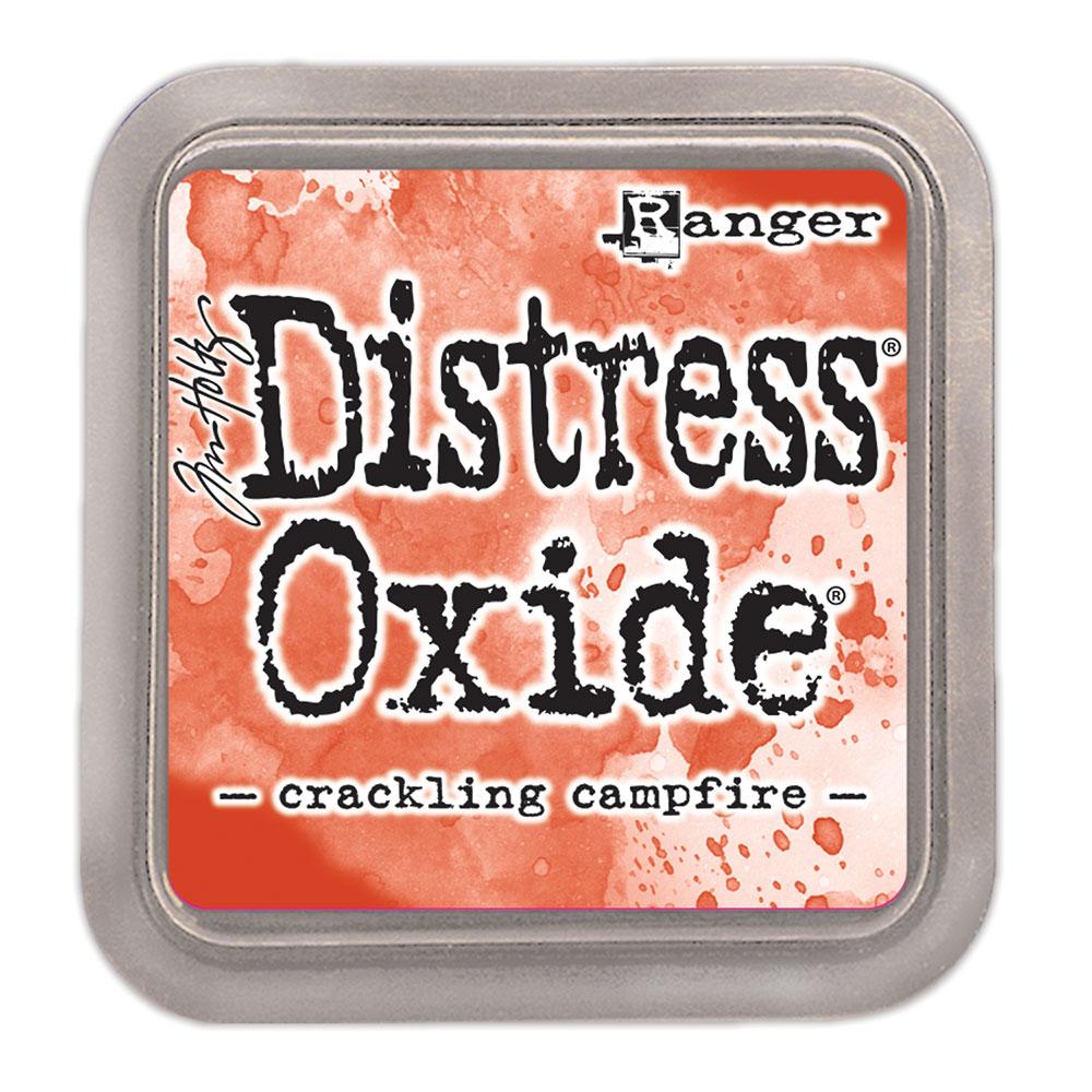 Ranger Distress Oxide - Cracking Campfire