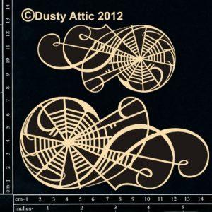 Dusty Attic - Web Flourish