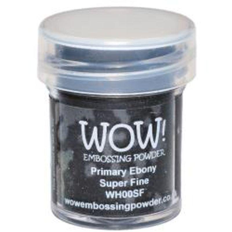 WOW Embossing - Primary Ebony