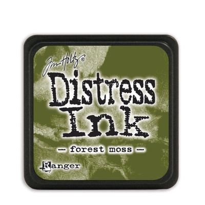 Tim Holtz Distress Ink - Mini Pad - Forrest Moss