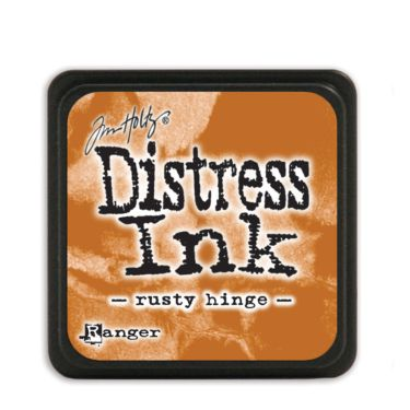 Tim Holtz Distress Ink - Mini Pad - Rusty Hinge