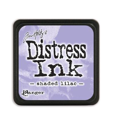 Tim Holtz Distress Ink - Mini Pad - Shaded Lilac