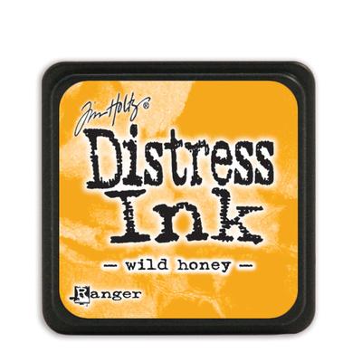 Tim Holtz Distress Ink - Mini Pad - Wild Honey