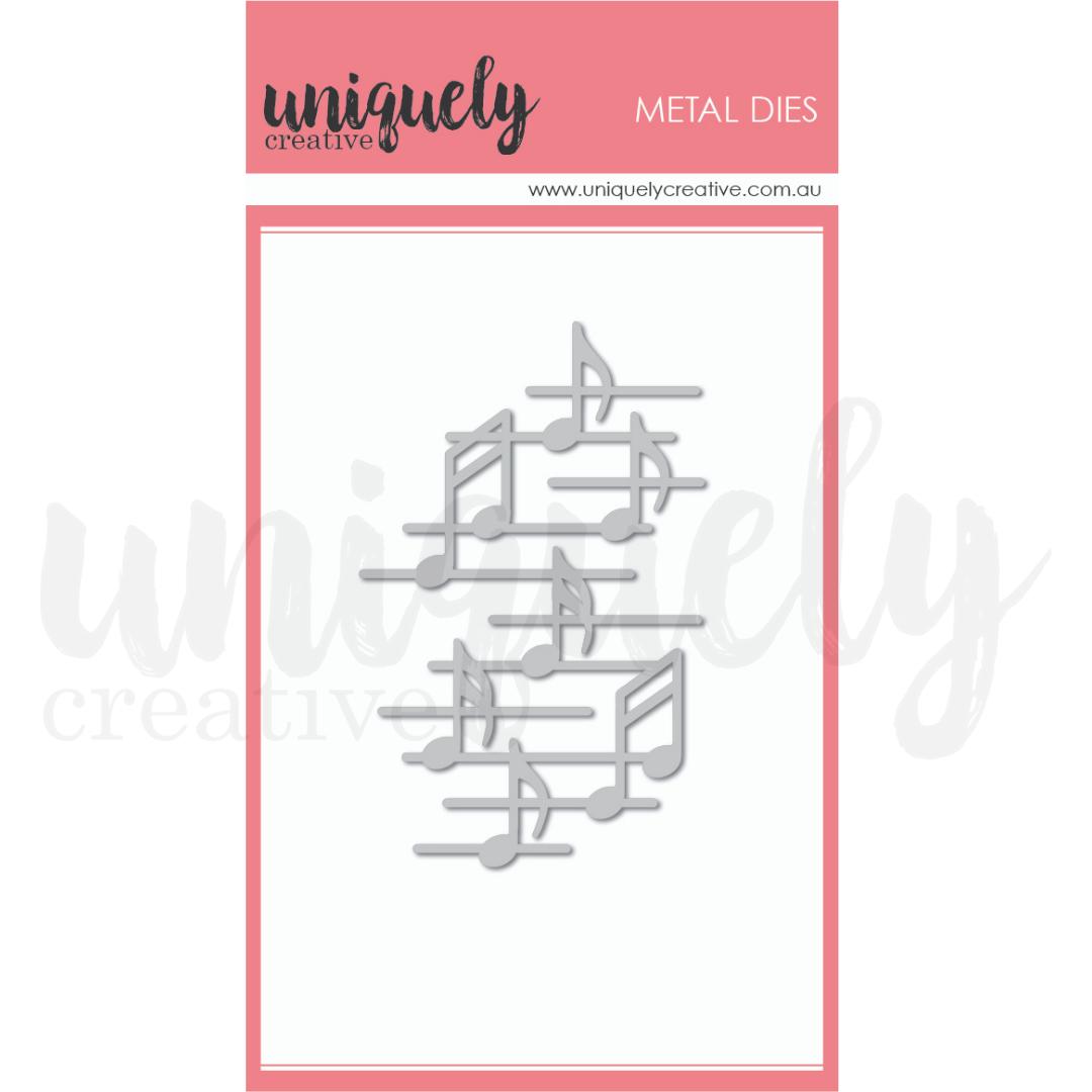 Uniquely Creative Die - Musically