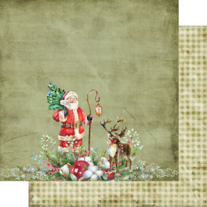 Uniquely Creative - Holly Jolly Christmas - Paper - Jolly