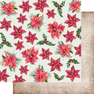 Uniquely Creative - Holly Jolly Christmas - Paper - Holly