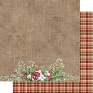 Uniquely Creative - Holly Jolly Christmas - Paper - Merry