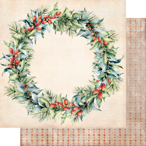 Uniquely Creative - Holly Jolly Christmas - Paper - Traditions