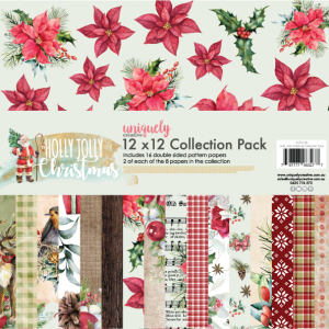Uniquely Creative - Holly Jolly Christmas Collection Pack