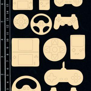 Dusty Attic -Gamer Icons