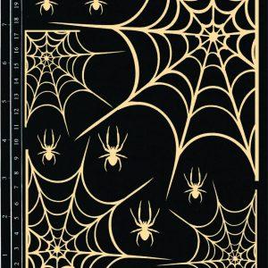 Dusty Attic - Spiders & Web Set