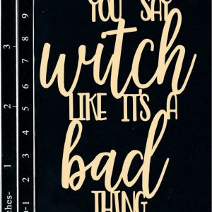 Dusty Attic - You say Witch...