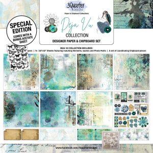 3 Quarter Designs - Deja Vu Collection