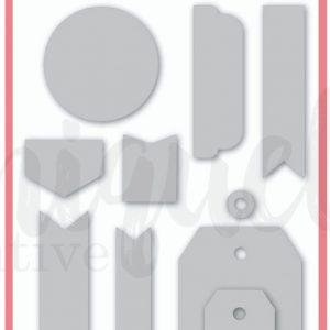 Uniquely Creative Die - Cut-a-Part Essentials #1