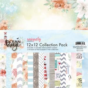Uniquely Creative - Ocean Breeze - Collection Pack
