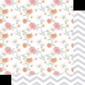Uniquely Creative - Ocean Breeze - Paper - Summer Bloom