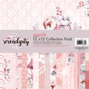 Uniquely Creative - Serendipity - Collection Pack