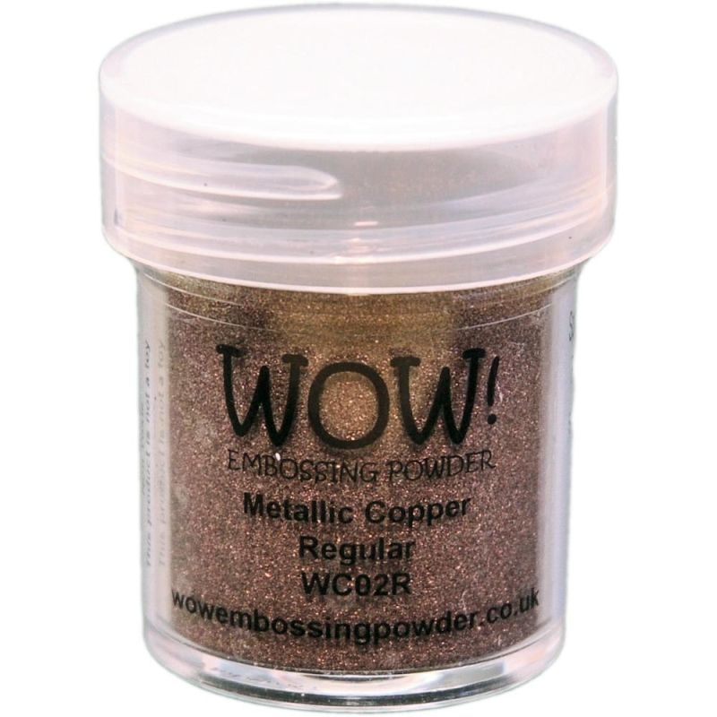 WOW Embossing - Metallic Copper