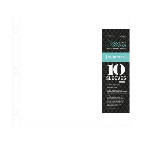 Album Refills - Couture Creations - With inserts