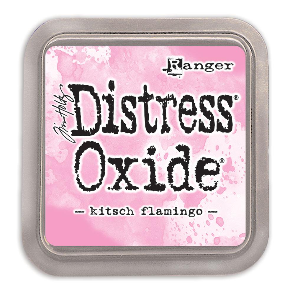 Ranger Distress Oxide - Kitsch Flamingo