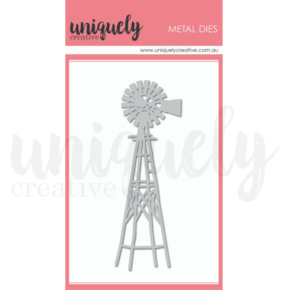 Uniquely Creative - Country Roads Die - Windmill