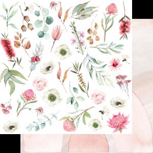 Uniquely Creative - Outback Divine - Paper - Native Flora