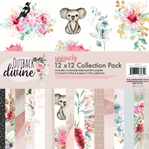 Uniquely Creative - Outback Divine - Collection Pack
