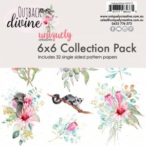 Uniquely Creative - Outback Divine - Mini Collection Pack