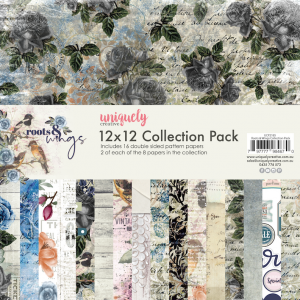 Uniquely Creative - Roots & Wings - 12x12 Collection pack